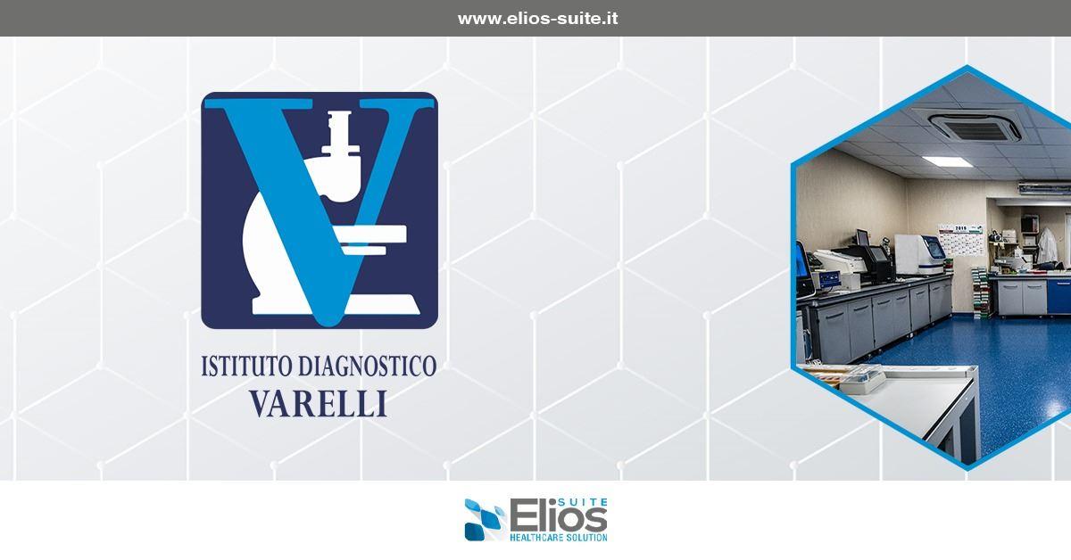 L'Istituto Diagnostico Varelli si affida ad Elios Suite, il gestionale sanitario 4.0