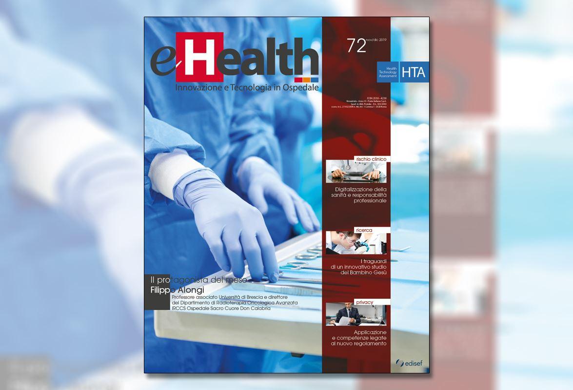 Rivista E-Health - Dicembre 2018