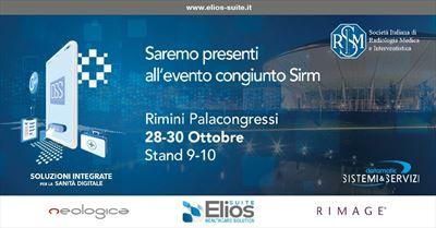 Saremo presenti all'evento congiunto delle Sezioni di Studio SIRM