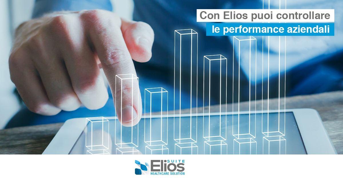 Un gestionale sanitario che analizza anche le performance aziendali